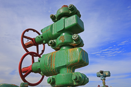 peace pipe: The bolts and nuts on the industrial equipment