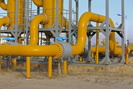 Oilfield equipment and pipeline