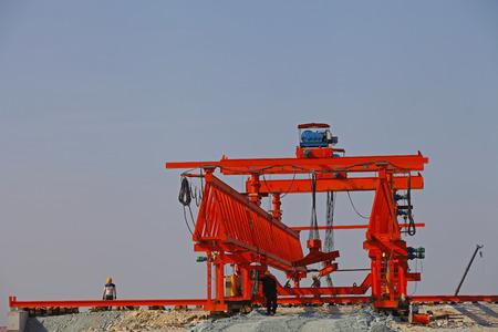 The railway equipment