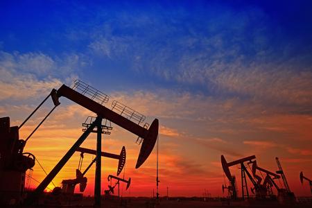 Die industrielle Ausrüstung der Ölpumpe