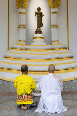 ordinate: Ordinate of buddhism.