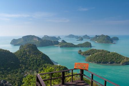 angthong: Mue Koh Angthong National Park Thailand
