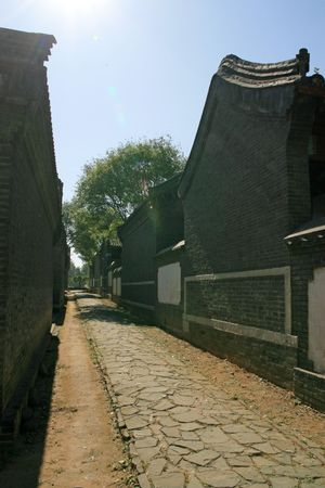 the humanities landscape: ancient chinese architecture
