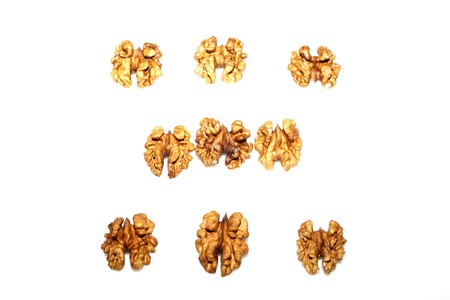 beneficial: a kind of nuts named walnut, very nutritious value, very beneficial to human health.