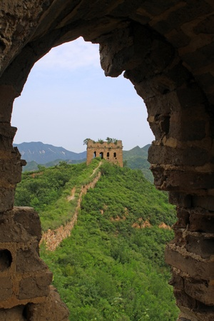 the humanities landscape: the original ecology of the great wall pass in north china