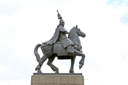 closeup of figure statue, China. Stock Photo - 9912003