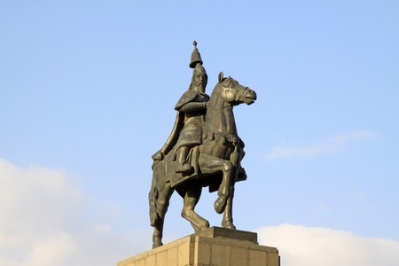 closeup of figure statue, China. Stock Photo - 9912014