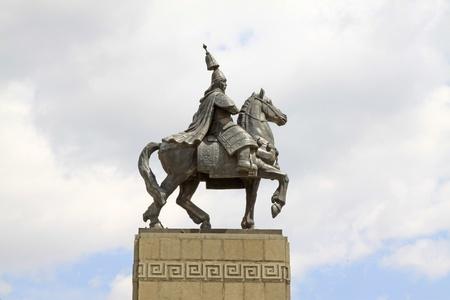 closeup of figure statue, China. Stock Photo - 9908409