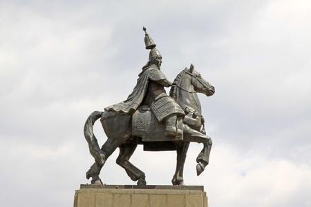 closeup of figure statue, China. Stock Photo - 9912357