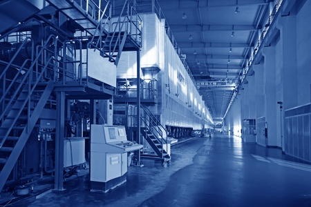 paper enterprises production line in china
