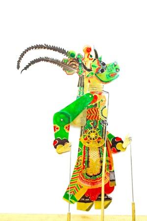 cartoon people, traditional oriental culture photo