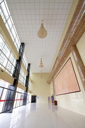 droplight: closeup di decorazione sala interna in Cina Editoriali