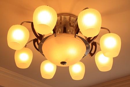 droplight: assorbono la luce a cupola in un hotel Archivio Fotografico