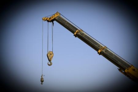 crane parts: partes de la gr�a de gancho, en el interior de una planta de fabricaci�n de acero, el norte de china