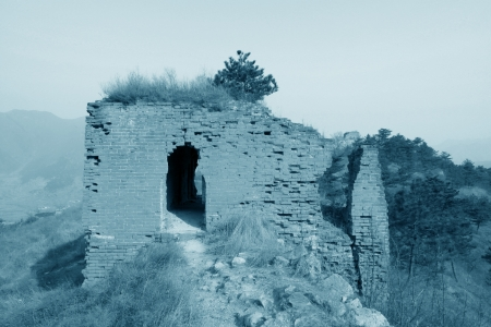 ancient pass: the original ecology of the great wall pass in north china