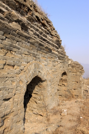 the original ecology of the great wall pass in north china Stock Photo - 15144970
