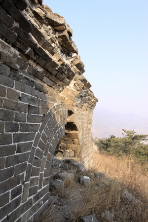 the original ecology of the great wall pass in north china Stock Photo - 15810966