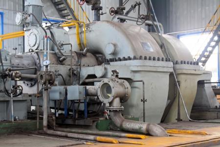 cape mode: Hochofen TRT Einheit in einem Kraftwerk, Nordchina