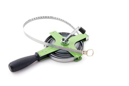 standard steel: steel tape - measuring tool
