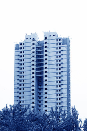 uncompleted: Uncompleted residential buildings