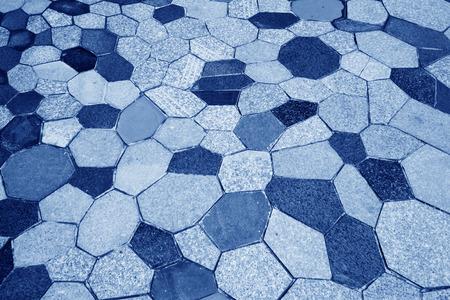 pavimento gres: pavimento di cemento rosa, primo piano di immagini