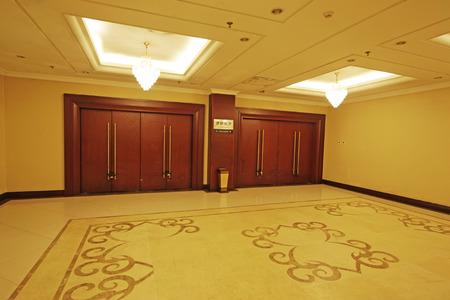 droplight: hall, primo piano di foto