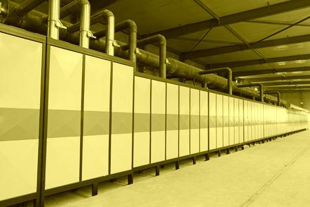 kiln: Health ceramics tunnel kiln construction appearance in a factory