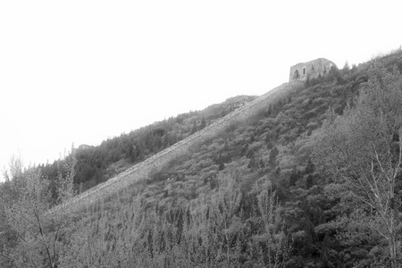 original ecological: the original ecology great wall in north china