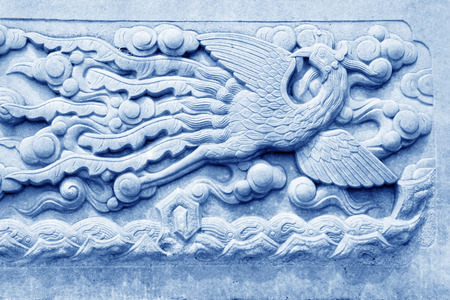 stone carvings: Zunhua, May 13: Stone carvings works in the Eastern Royal Tombs of the Qing Dynasty on May 13, 2012, Zunhua City, Hebei Province, china.