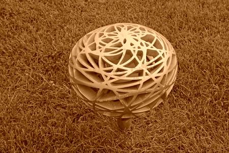 nido de pajaros: Beijing, 09 de junio: Estadio Nacional de Pek�n - modelo microfilm nido de p�jaro el 9 de junio de 2012, Beijing, China Editorial