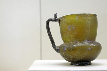 ware: ancient Chinese Bronze ware, closeup of photo