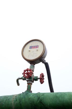 instrumentation: Pressure gauge Editorial