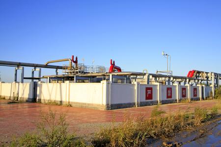 yacimiento petrolero: lugar de almacenamiento de petr�leo en un yacimiento petrol�fero
