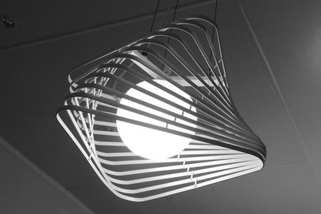 droplight: glass droplight, closeup of photo Editorial