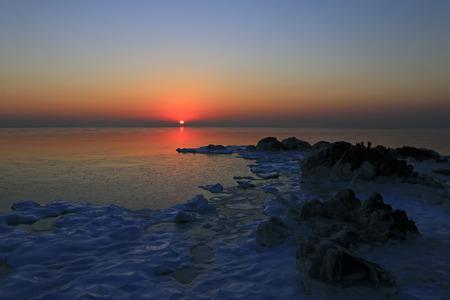 seaside scenery, beidaihe, China