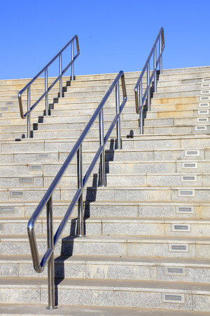 stainless: Stainless steel handrails