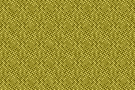 friction: closeup of photo, colored metal checkered plate, computer generated images Stock Photo