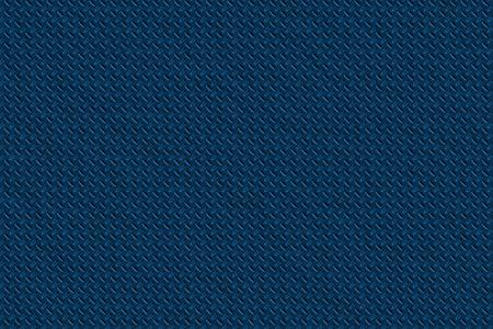 checkerplate: closeup of photo, colored metal checkered plate Stock Photo