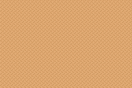trample: colored metal checkered plate Stock Photo
