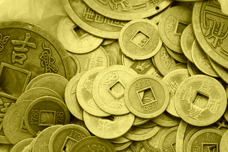 Chinese ancient metal currency