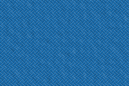 friction: colored metal checkered plate,