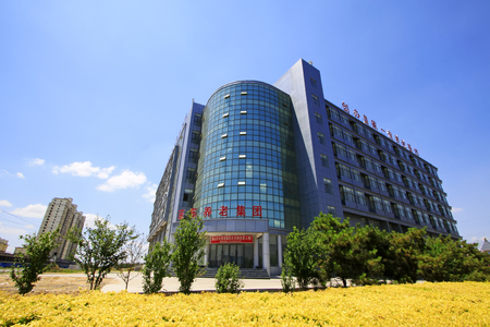 Luannan - June 12: Jingdong endowment group apartment, on June 12, 2015, luannan county, hebei province, China