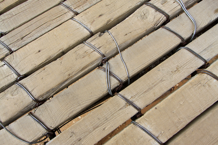 wood and wire