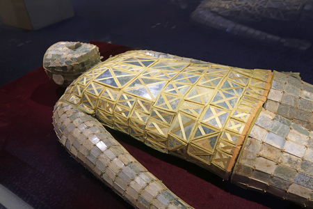 Chinese ancient Burial clothes