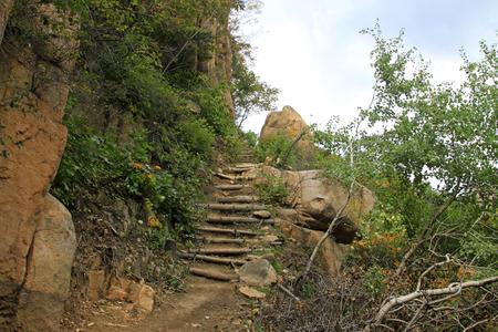 Mountain natural scenery