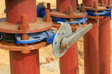 灌漑機械制御システム