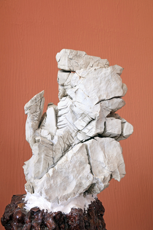 Rock molding arts and crafts Imagens - 99283207