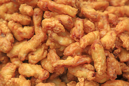 Chinese cuisine chicken fillet