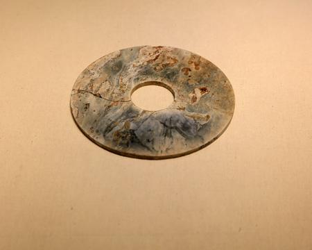 Jade ornaments of ancient China Editorial