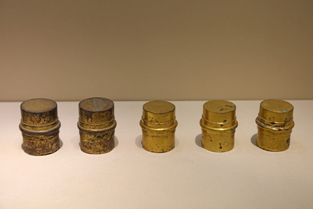 Ancient Chinese Copper Artifacts